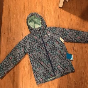 Colombia winter jacket Girls/Youth size M NWT